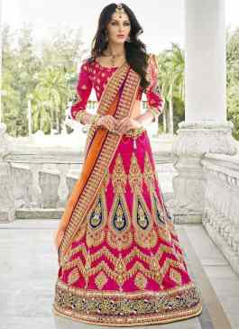 Colour for Wedding Lehenga
