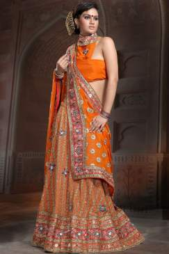 Colour of Your Wedding Lehenga