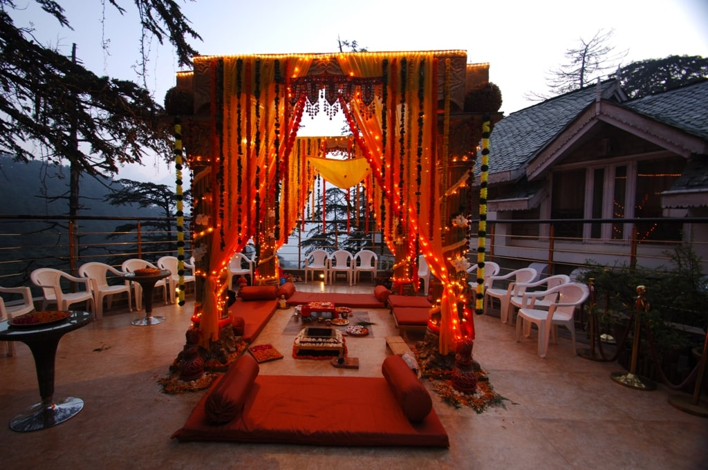 perfect wedding destination in India