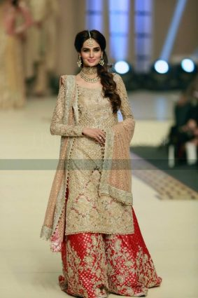 Bridal Sharara Designs