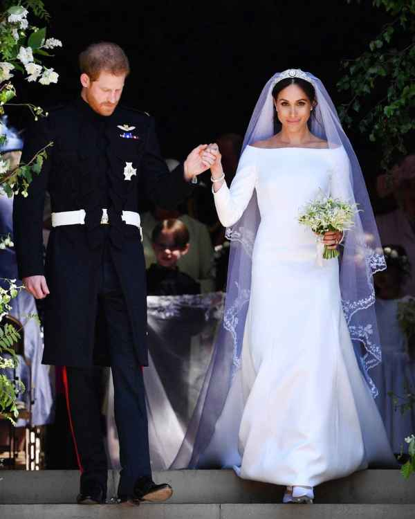 Meghan Markle and Prince Harry's royal wedding
