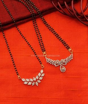 10 Beautiful Mangalsutra designs which are rocking the wedding market