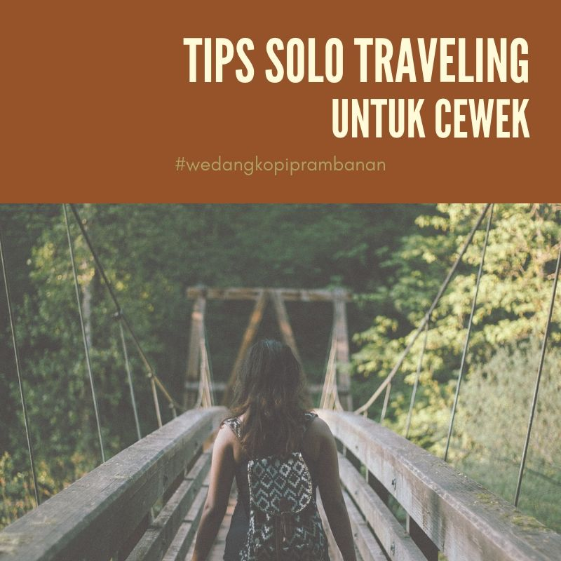 tips solo traveling