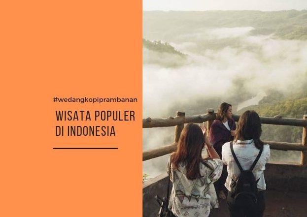 Wisata populer di indonesia (1)