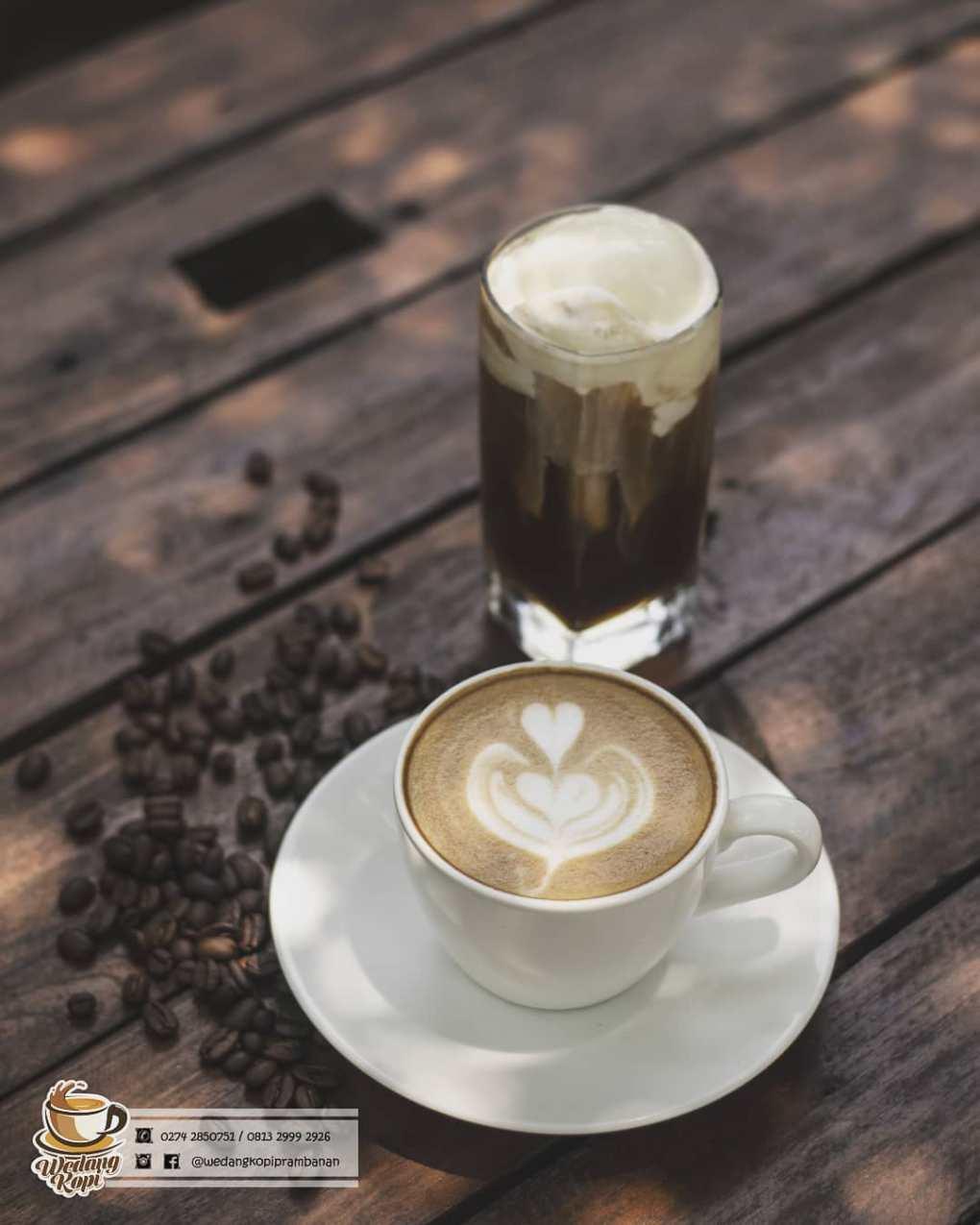 kreasi kopi