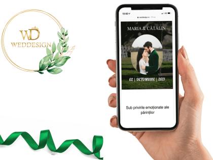 invitatie de nunta electronica