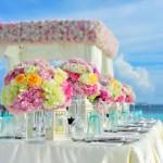 結婚式での装花の節約ポイント