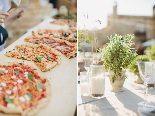 21 Fun Pizza Food Bar Ideas For Your Wedding