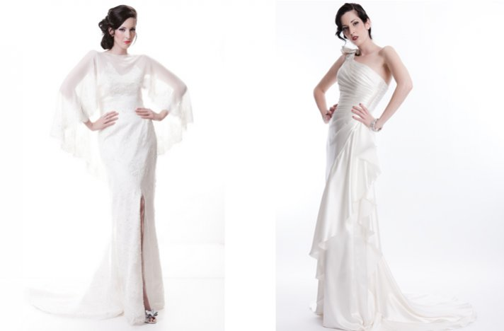 Swoon Over This 2012 Couture Bridal Collection!