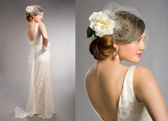 Time Traveling Bride: Recreating The 1930's