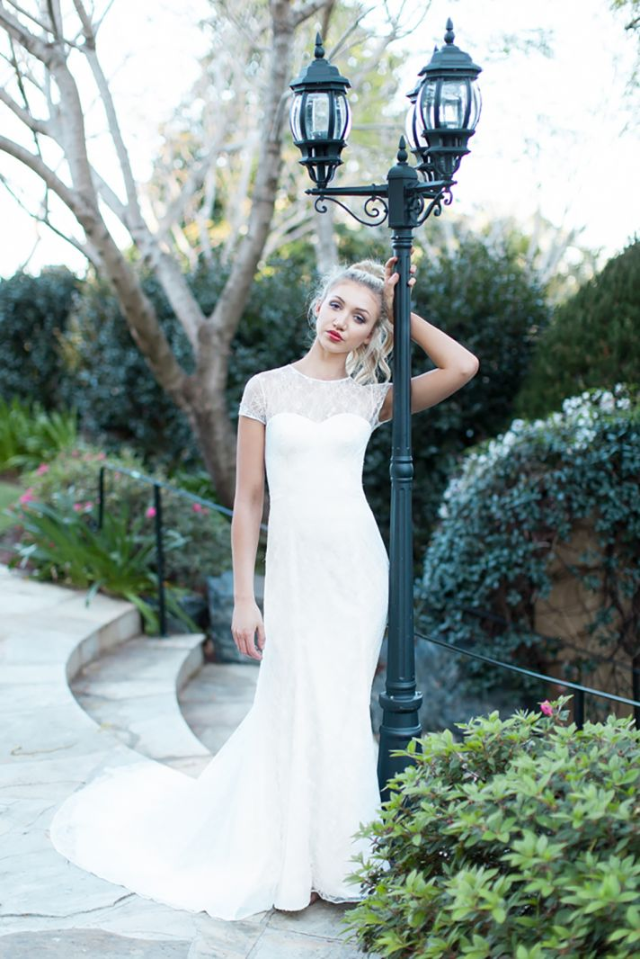 Brooke Wedding Dress from Made With Love