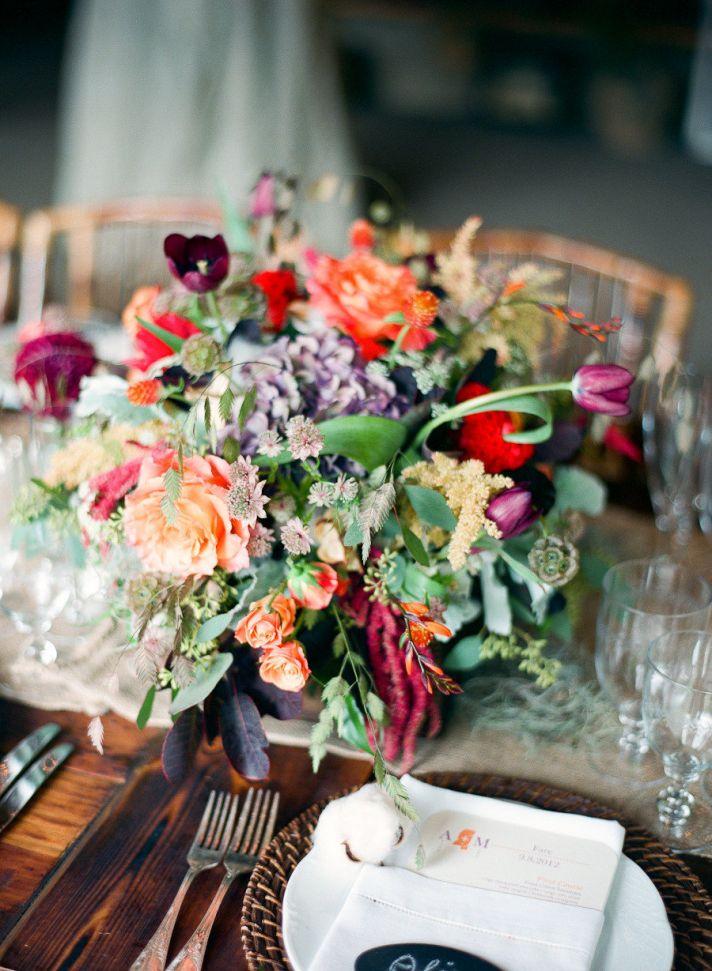 9 Gorgeous Fall Wedding Color Palettes Crazyforus