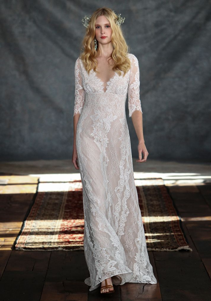 Patchouli Wedding Dress from Claire Pettibone s Romantique Collection