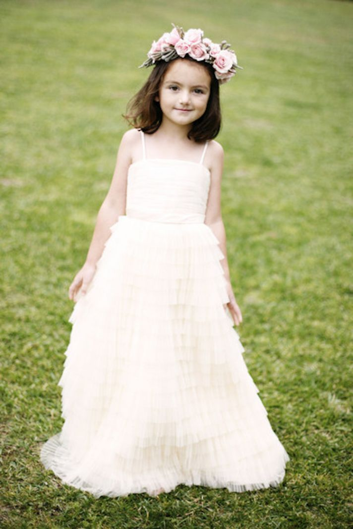 Adorable Flower Girl Dresses For The Little Miss In Your