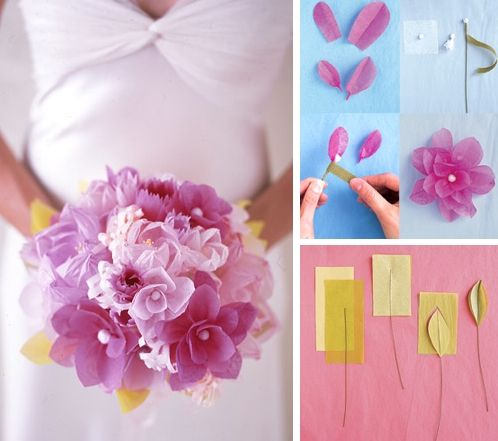 Do It Yourself Bridal Shower Flowers