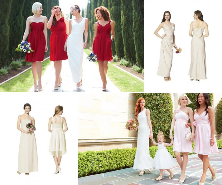 Target Enters The Bridal Hood