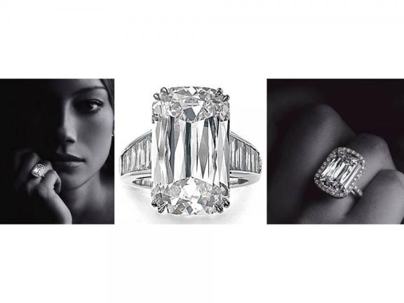 And while platinum is the rarest metal around, Reese's Ashoka diamond is