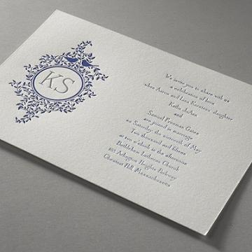 bed bath beyond wedding invitations accessores on onewed - Bed Bath And Beyond Wedding Invitations