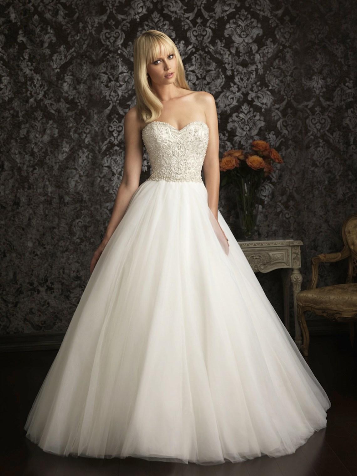 Image Result For Allure Wedding Dresses