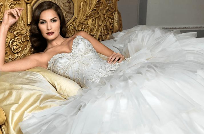 2012 Wedding Dress Corset Sweetheart Ballgown