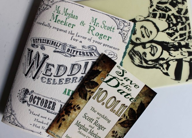 Creative Of Customize Wedding Invitations Design Theruntime