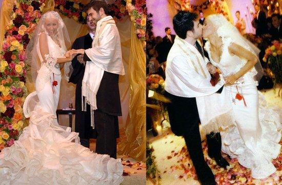Celebrity Brides By Style- Ellen DeGeneres, Portia De