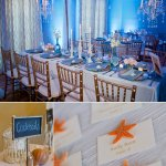 Elegant And Chic Beach Inspired Real Wedding Ideabook By