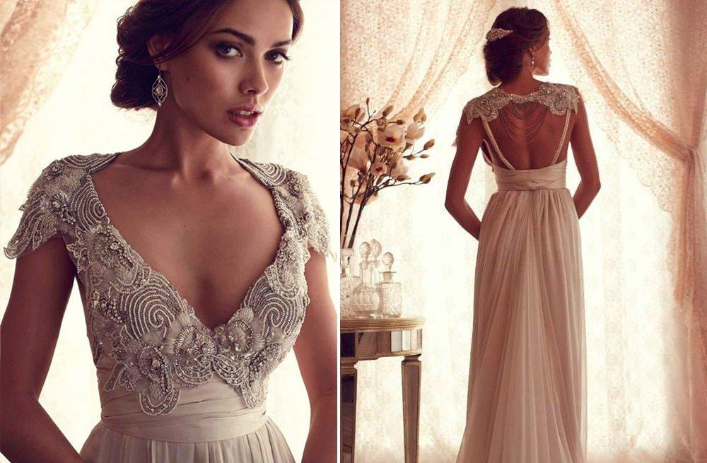 Anna Campbell Wedding Dress Gossamer Bridal Collection 4