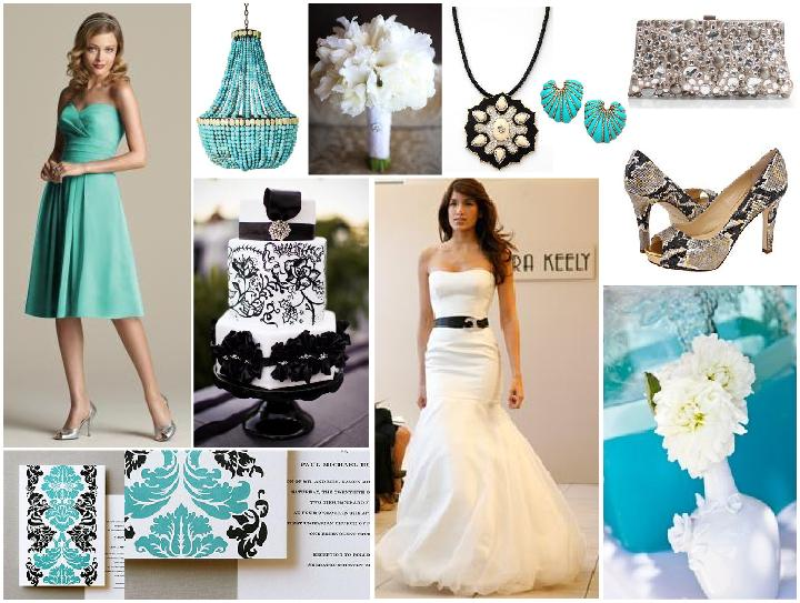 Turquoise Is A Universally Flattering Color, And Pairs