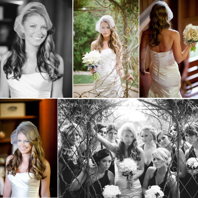 romantic wedding hairstyles all down bridal hairstyle