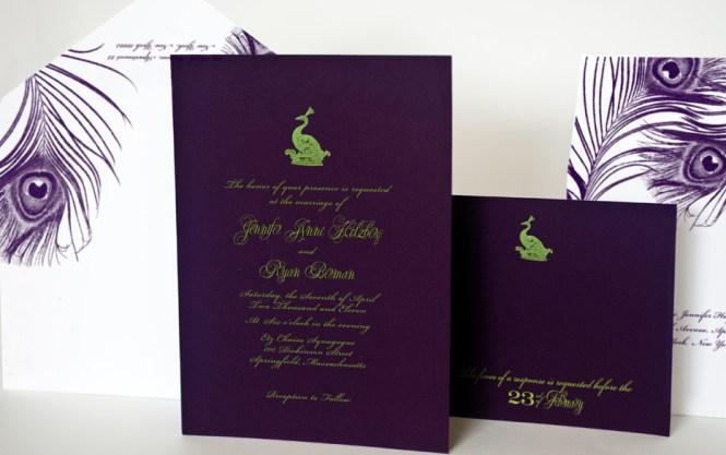Purple Green Wedding Centerpiece By Partiesforpennies Com