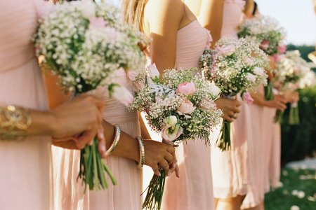 Flower Shop Near Me » roses and baby s breath bouquet | Flower Shop
