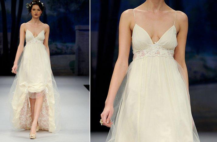 Ugly Wedding Dresses Too Low Cut