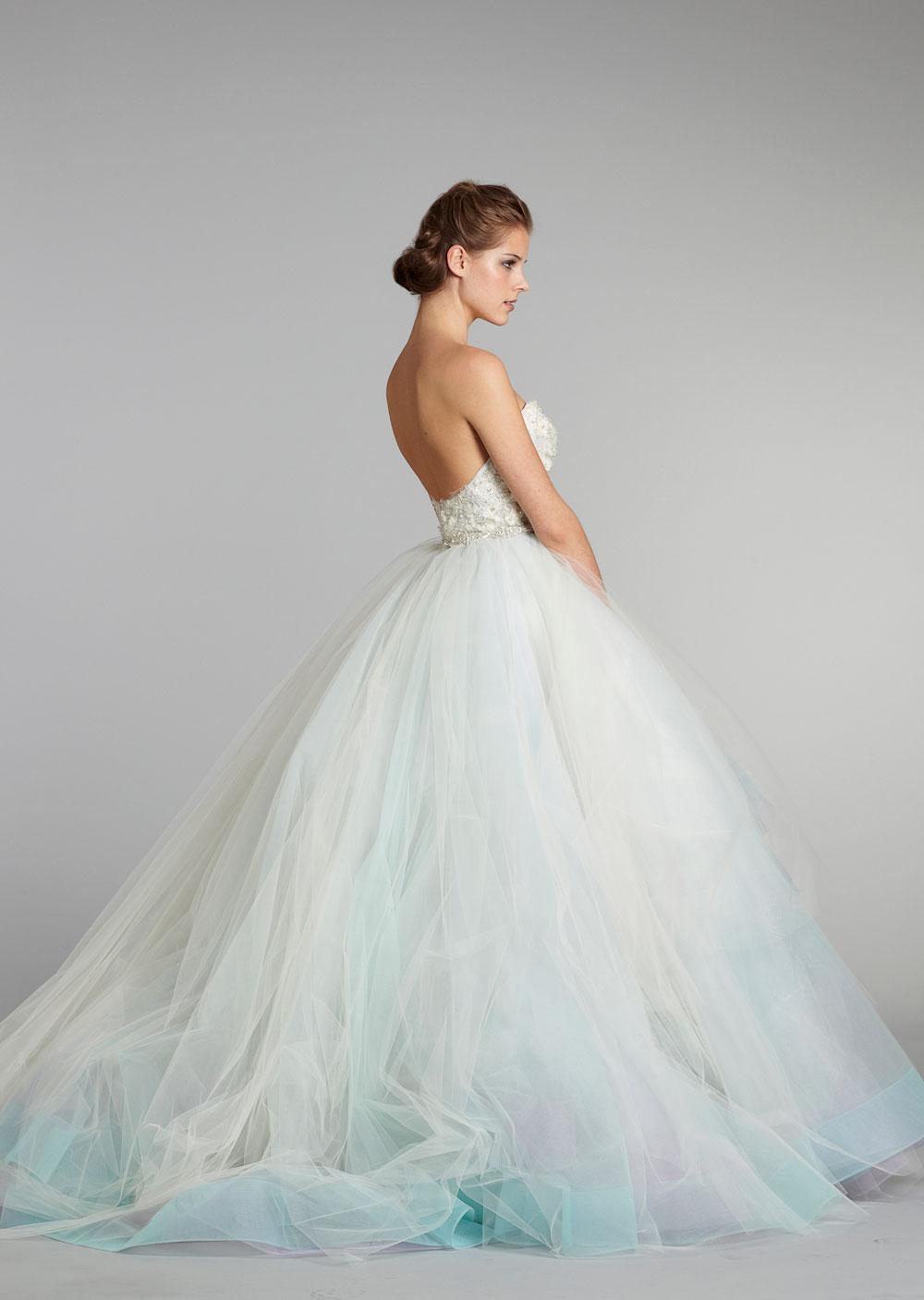 7cf17a6a066a fall 2012 wedding dress lazaro bridal gowns 3269 side onewed com