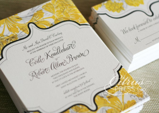 Wedding Invitations On A Budget Use This Bewitching Ideas To Make Your Invitation 6