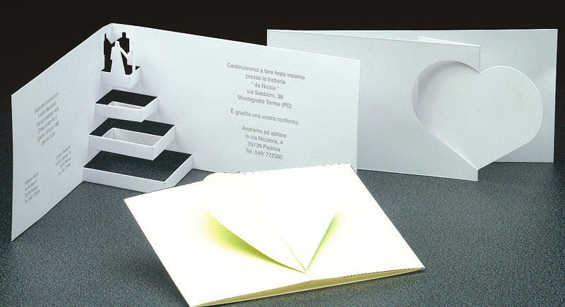 Amazing Wedding Invitation Pop Up Card Invites 4