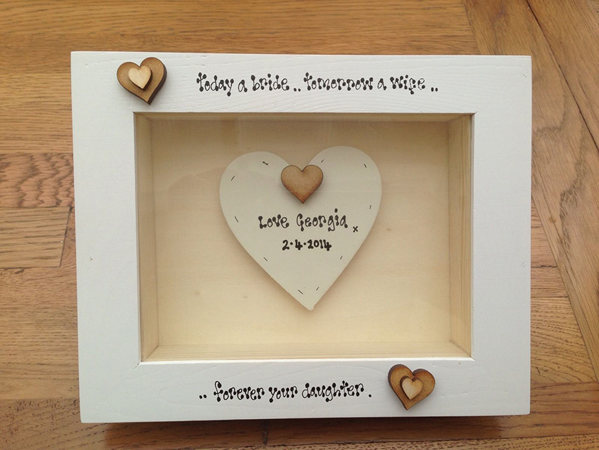 9 Wedding Gift Ideas For The Mums
