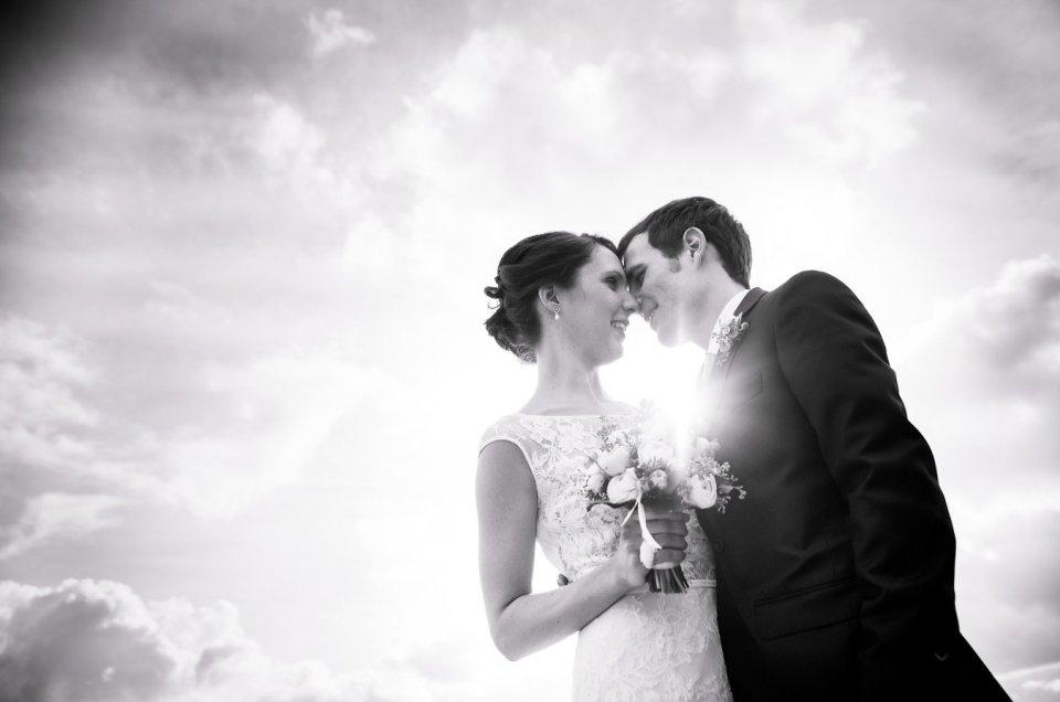Eine Hochzeit in Hamburg im Strandhotel Blankenese