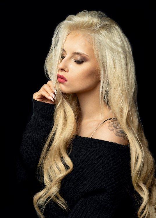 Aleksandra szurło makeup premiery wedding