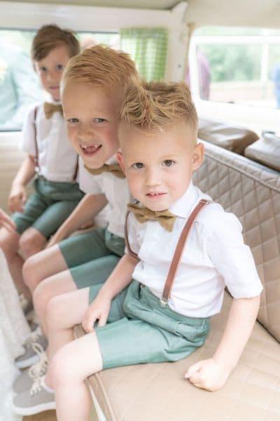 fryzury na wesele dla chłopców
