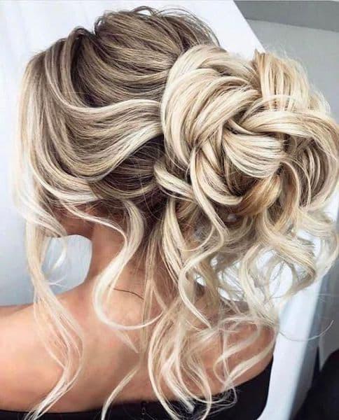 fryzury na wesele upięcia trendy
