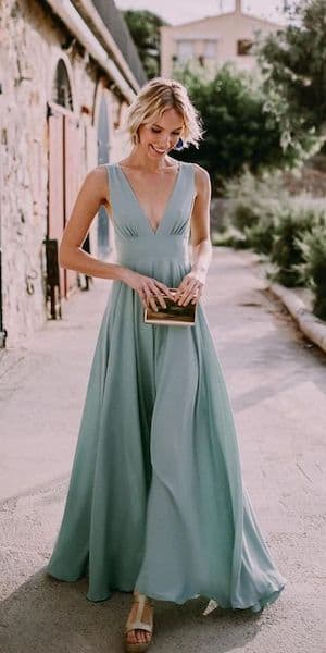 ile dać na wesele sukienka na wesele długa miętowa