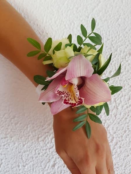 kwiaty na wesele korsarz świadkowa