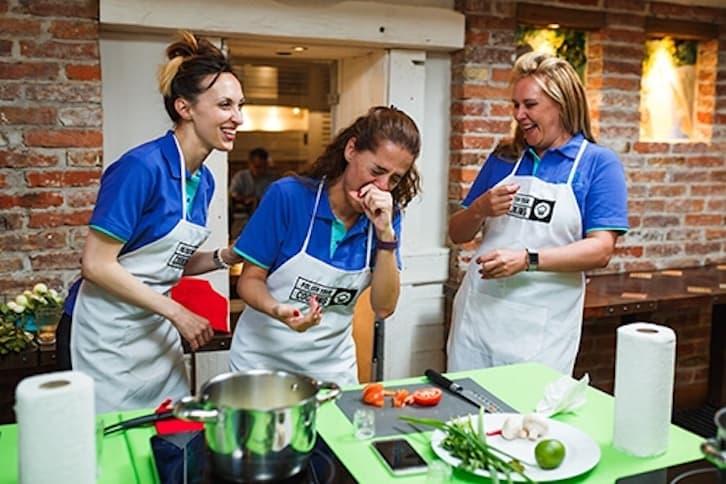 polish your cooking warsztaty