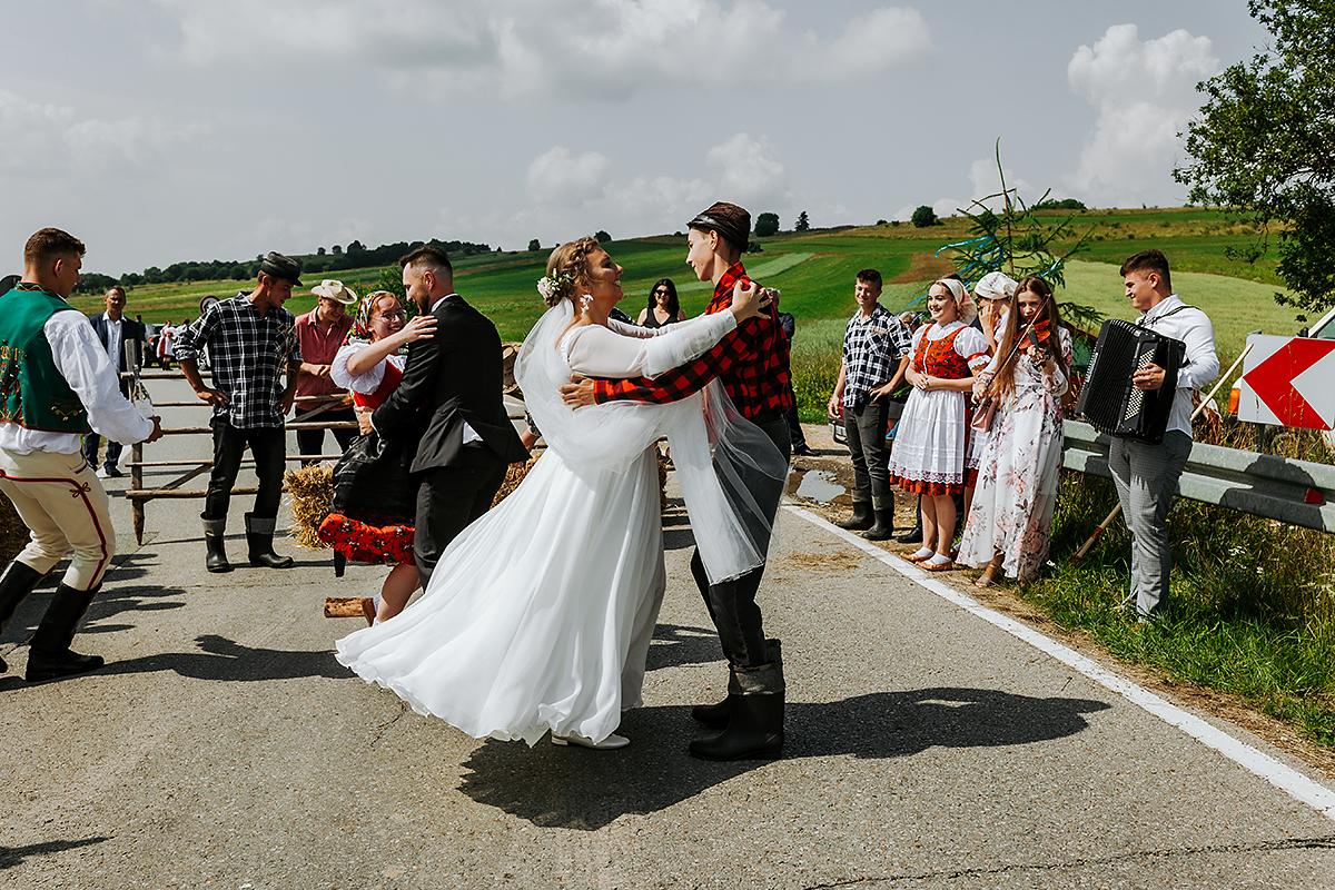 Ślub na Spiszu