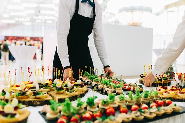How To Plan Wedding Catering On A Budget