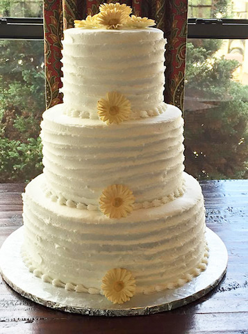 wedding cake chattanooga tn