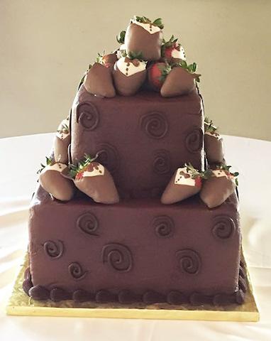 wedding cake chattanooga