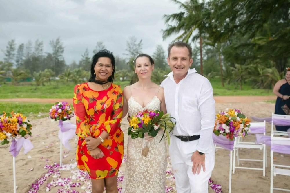 Marraiage Celebrant Phuket