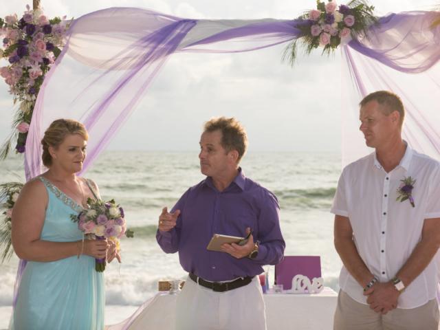 Phuket Wedding Vow Renewal for Hayley & Colin - Wedding Celebrant Phuket